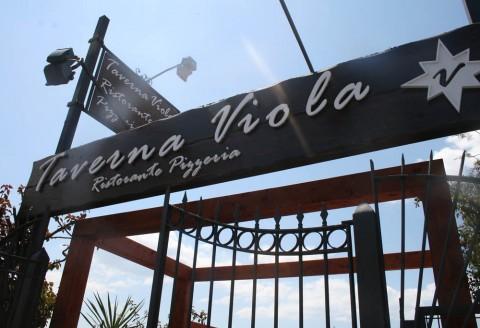 Taverna Viola - Ingresso