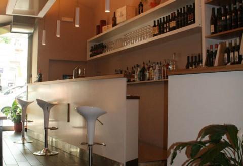 Wine33 - Interno